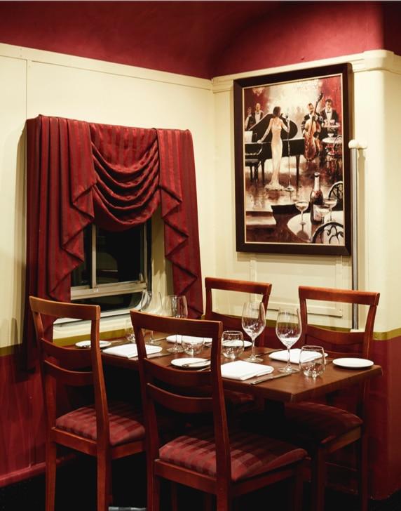 carriageway rattlers restaurant