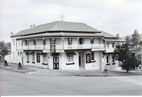 court house hotel, Settlers Arms, Accommodation, Venue And Function Space
